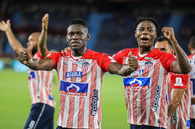 Junior contra Pereira, en la Copa Colombia