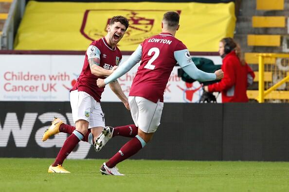 Robbie Brady Burnley vs. Everton