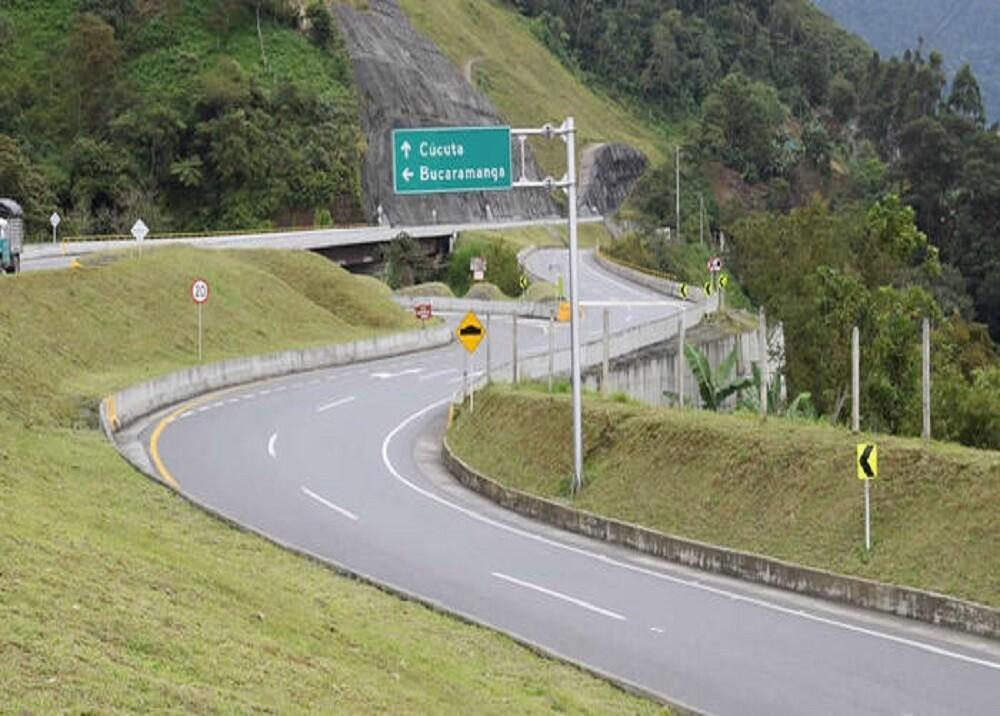 372413_Vía Cúcuta - Bucaramanga / Foto: suministrada