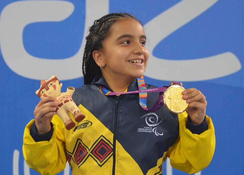 365664_Sara Vargas / Foto: Comité Paralímpico Colombiano
