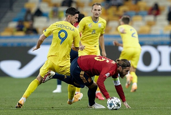 Española Ucrania