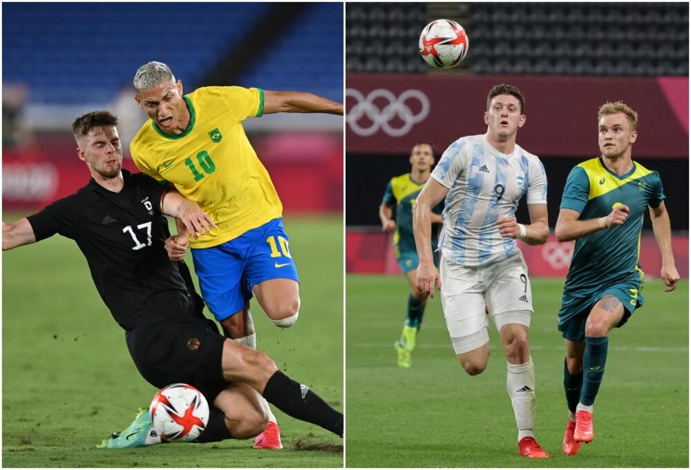 Argentina y Brasil en Juegos Olímpicos de Tokio
