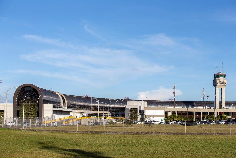 Aeropuerto José María Córdova, Rionegro, Antioquia.jpg