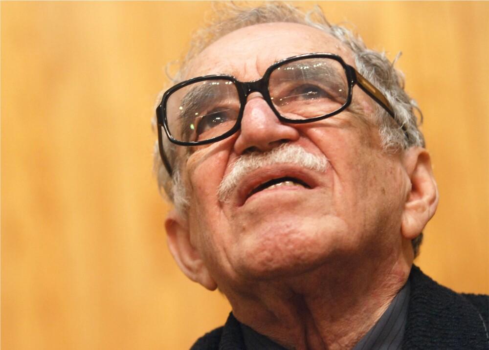 356950_Gabriel García Márquez // Foto: BLU Radio