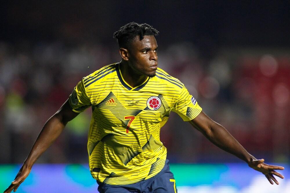 316917_Duván Zapata en la Selección Colombia de fútbol
