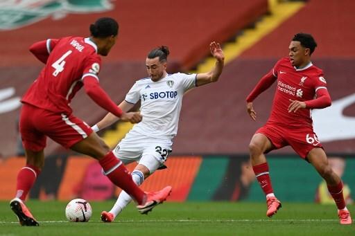 Jack Harrison vs Liverpool