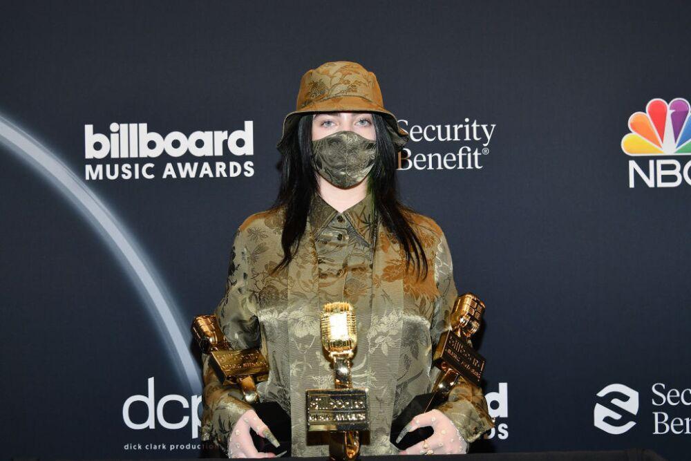 2020 Billboard Music Awards - Backstage