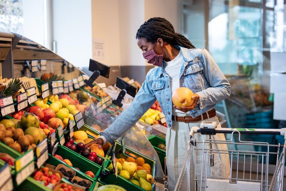 Frutas y verduras que te ayudarán a vivir más.