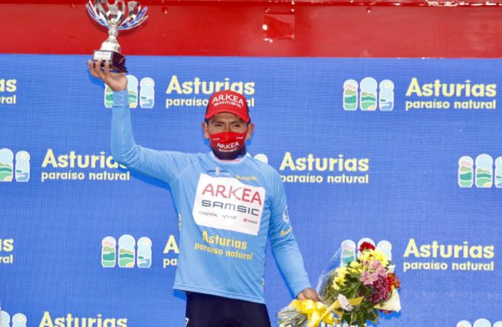 Nairo Quintana 1 asturias