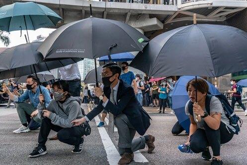 Protestas en Hong Kong 2019