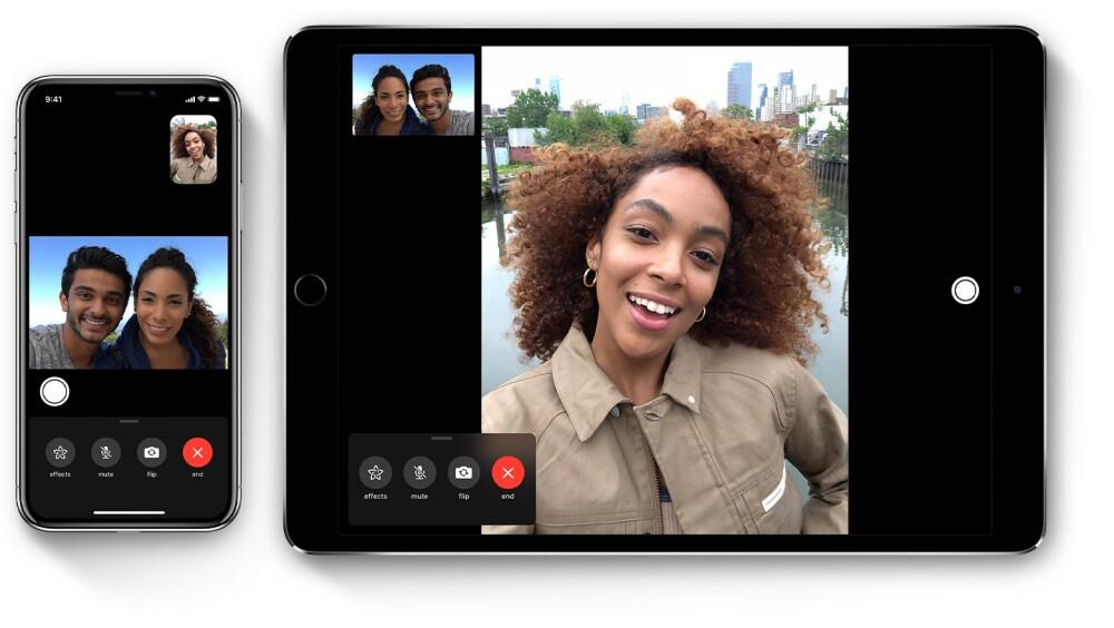 326025_BLU Radio. FaceTime / Foto: Apple