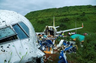 INDIA-AVIATION-ACCIDENT-PLANE