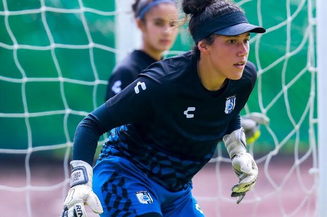 Vanessa Córdoba, en Querétaro