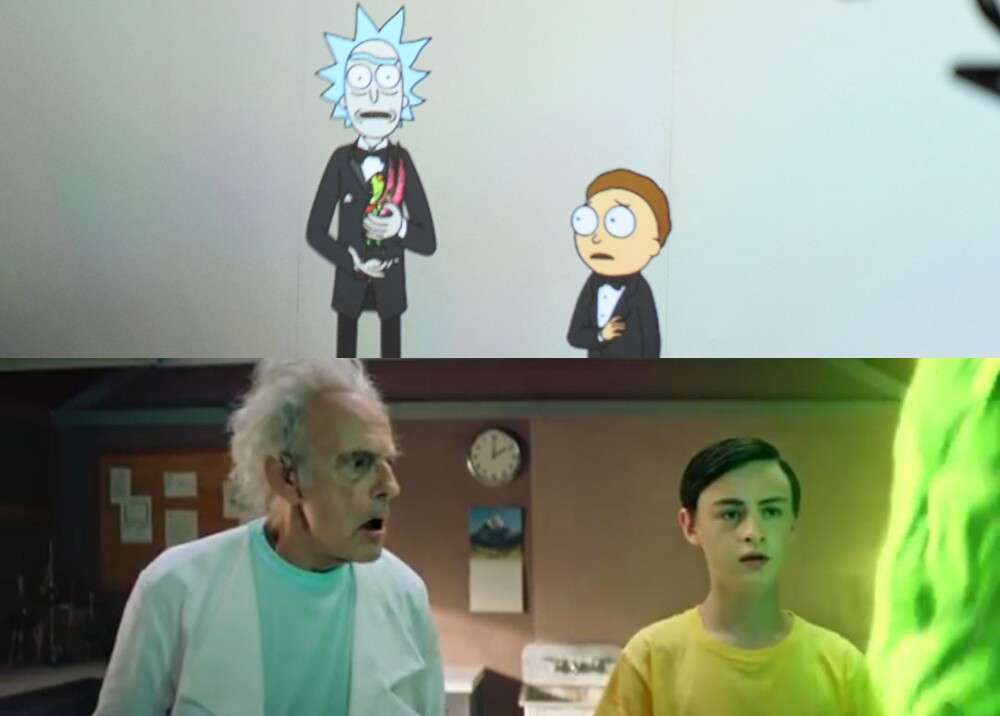 'Rick and Morty'_AFP e Instagram.jpg