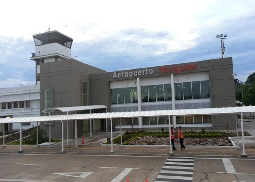 358174_BLU Radio. Aeropuerto Yariguíes Barrancabermeja / Foto: suministrada