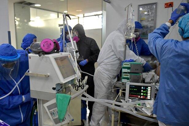 Coronavirus Colombia UCI - AFP