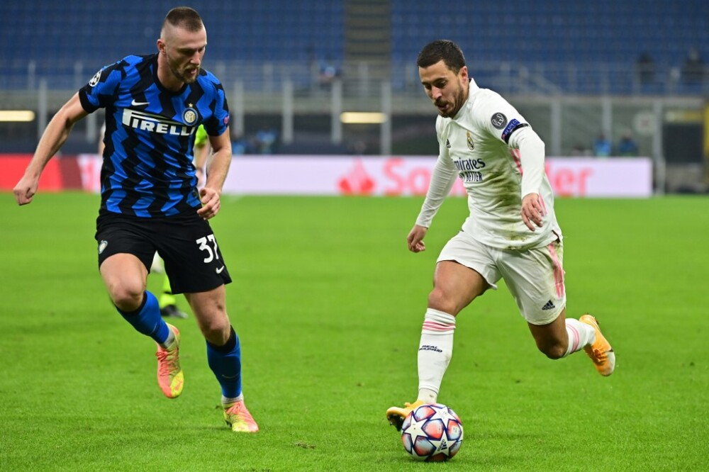 Inter de Milán Real Madrid