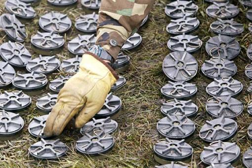 26779_BLU Radio. Minas antipersona - Foto de referencia: AFP