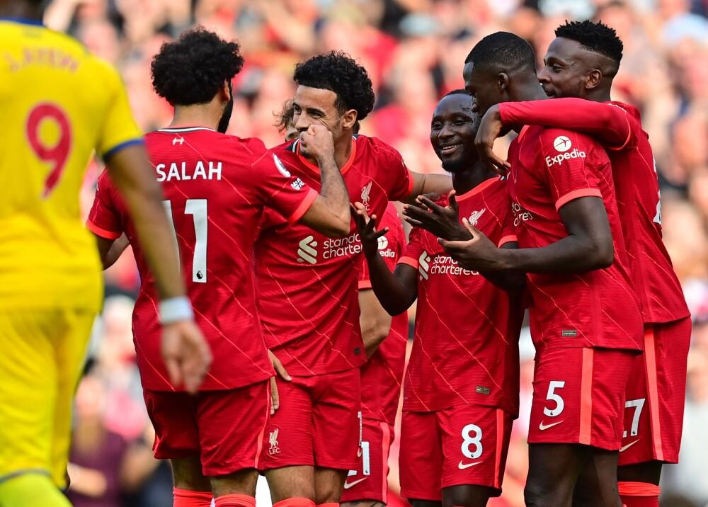 Liverpool golea y se adueña de la cima provisionalmente Foto AFP.jpg