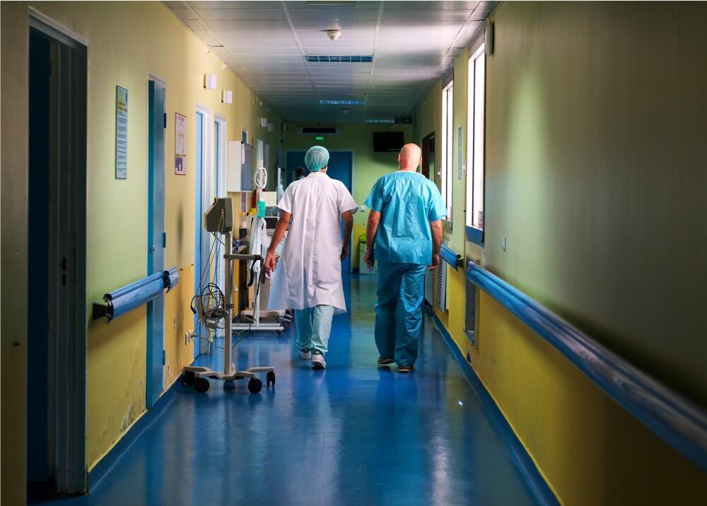 360453_Médicos_coronavirus // Foto: AFP