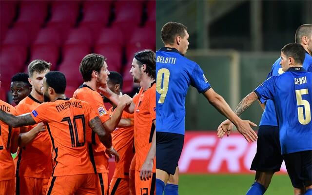 Holanda vs Italia