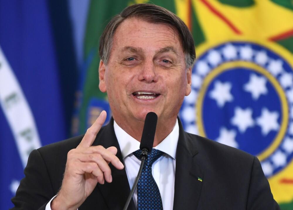 El presidente de Brasil Jair Bolsonaro AFP.jpg