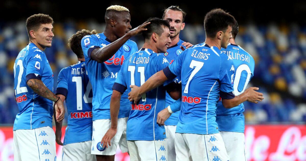 David Ospina será suplente con Nápoles en el juego frente al Az Alkmaar, en Europa League