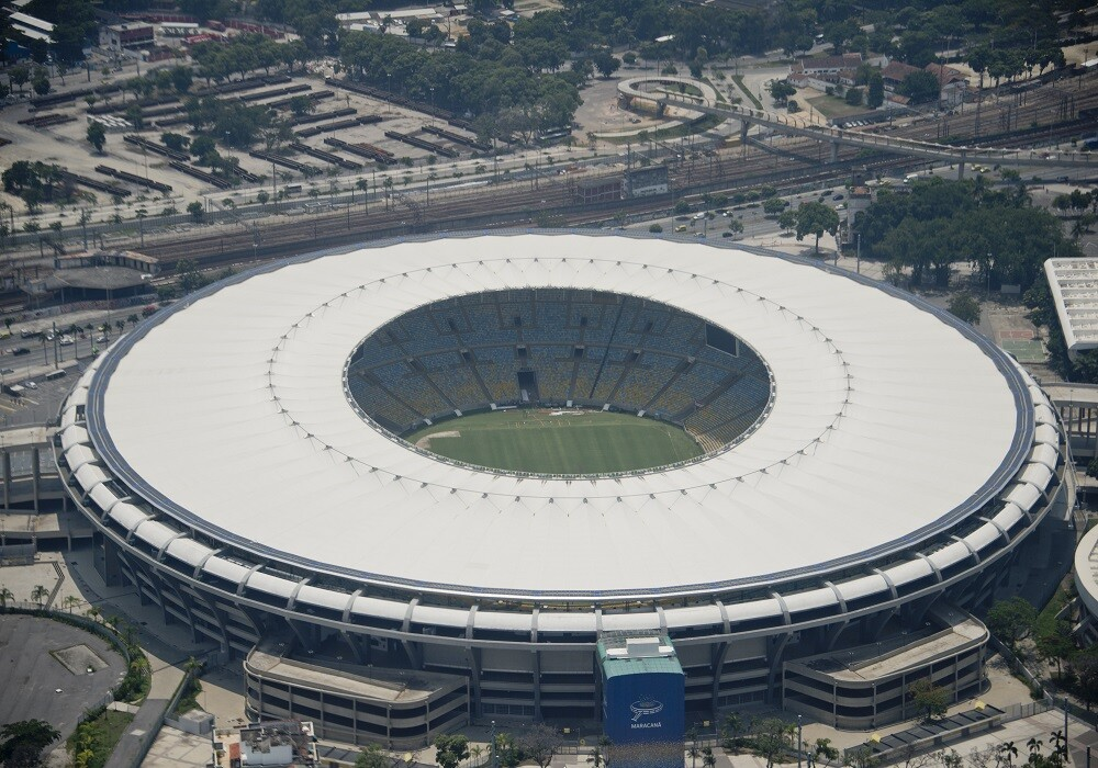 282176_BLU Radio. Estadio Brasil / Foto AFP