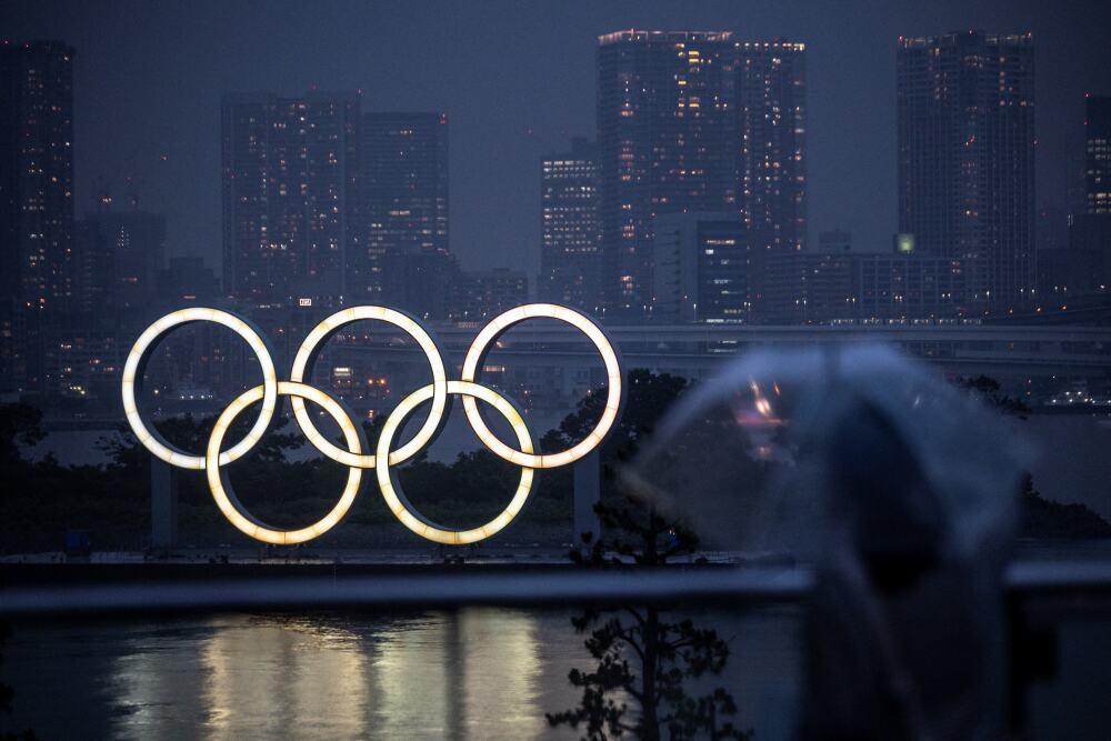 Tormenta tropical en los Juegos Olímpicos