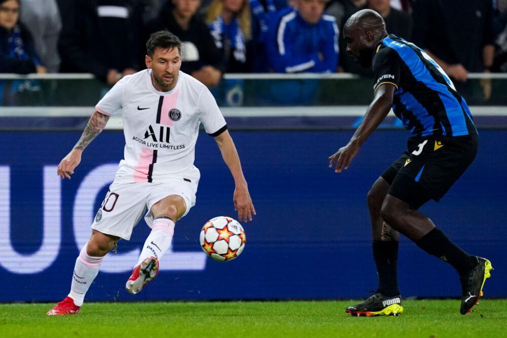 Club Brugge v Paris Saint-Germain - UEFA Champions League Group Stage