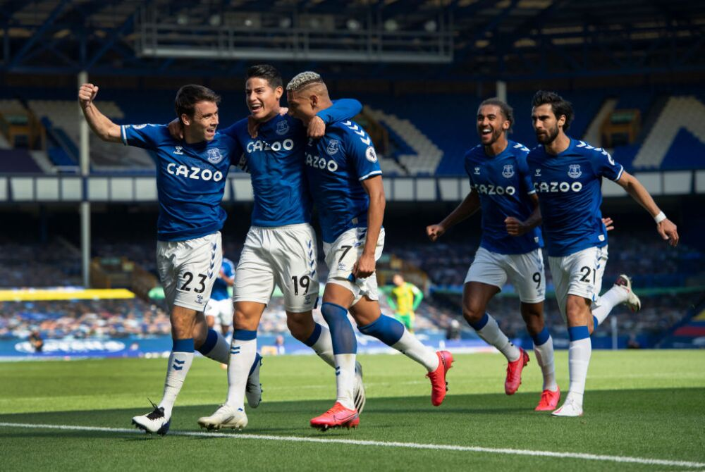 Everton vs Albion