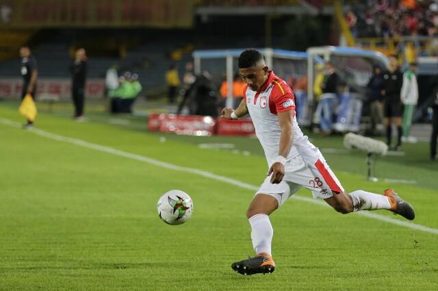 Edwin Herrera, futbolista colombiano