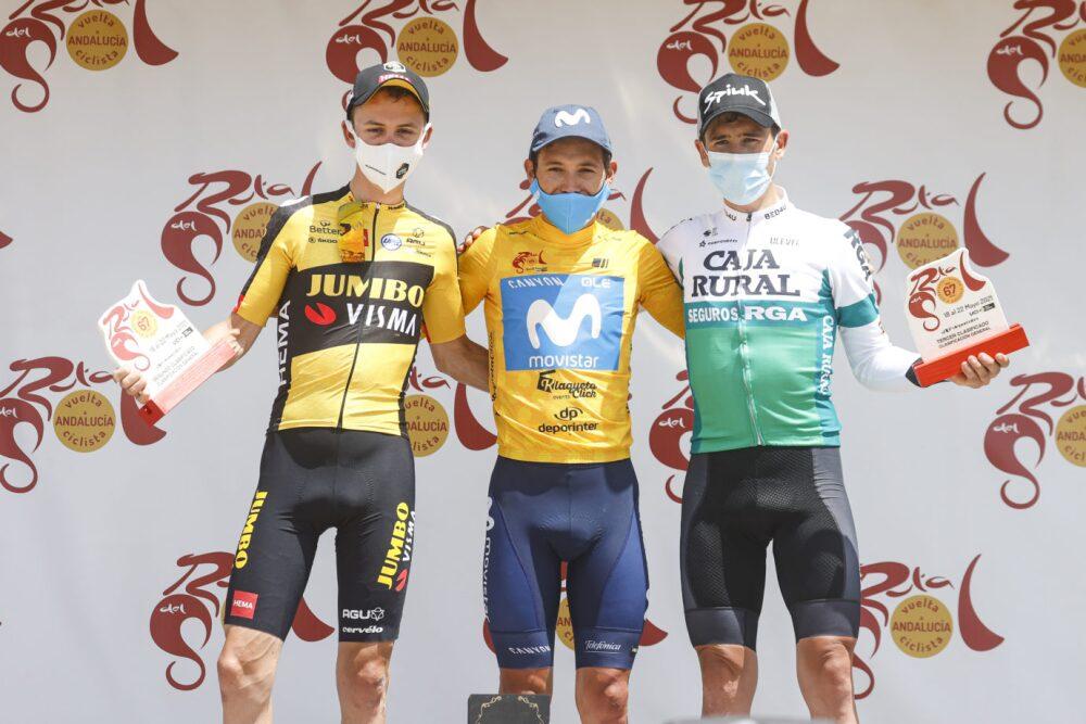 Vuelta Andalucia 2021 / Andalucia Tour 2021 / 5 Etapa / 5 Stage /