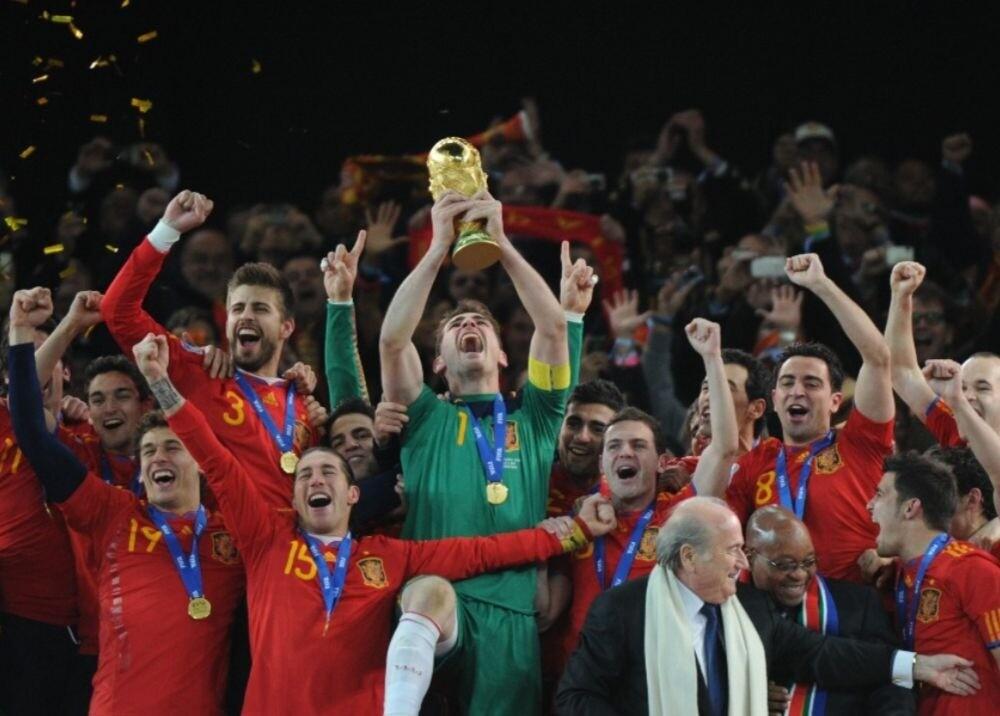 370699_España campeón / AFP