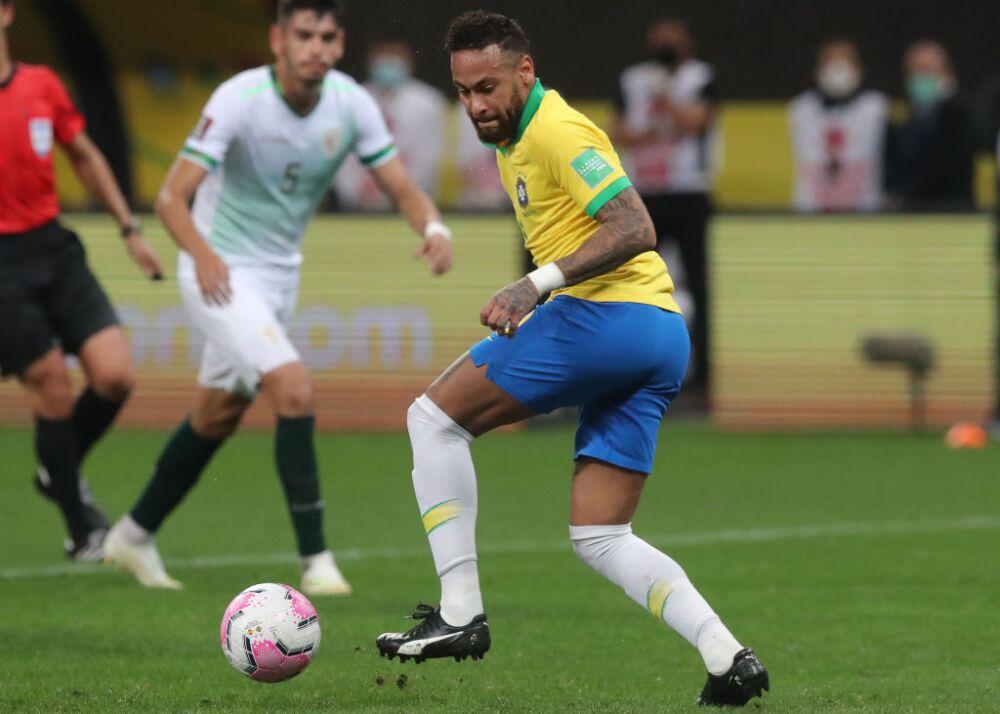 Brazil v Bolivia - South American Qualifiers for Qatar 2022