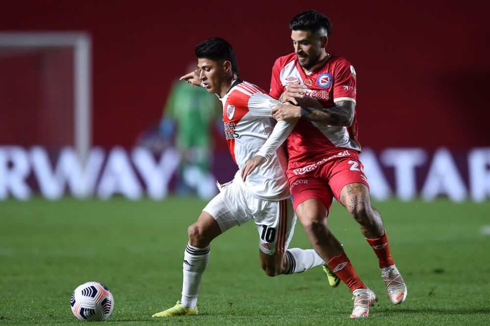 Argentinos Juniors v River Plate - Copa CONMEBOL Libertadores 2021
