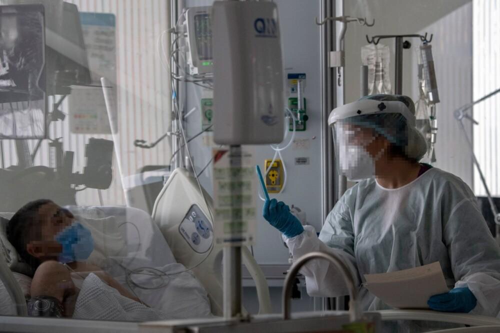 Atención a paciente con COVID-19
