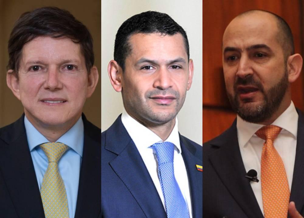 Ministros de Justicia, Interior y Cultura