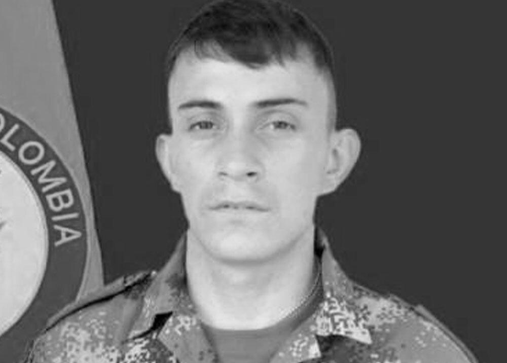 Nelson Zapata, soldado asesinado por el Clan del Golfo