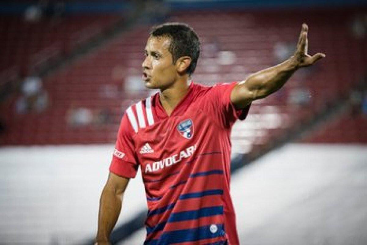 Andrés Ricaurte y Michael Barrios, figuras con Dallas en la MLS: pero qué pases, muchachos