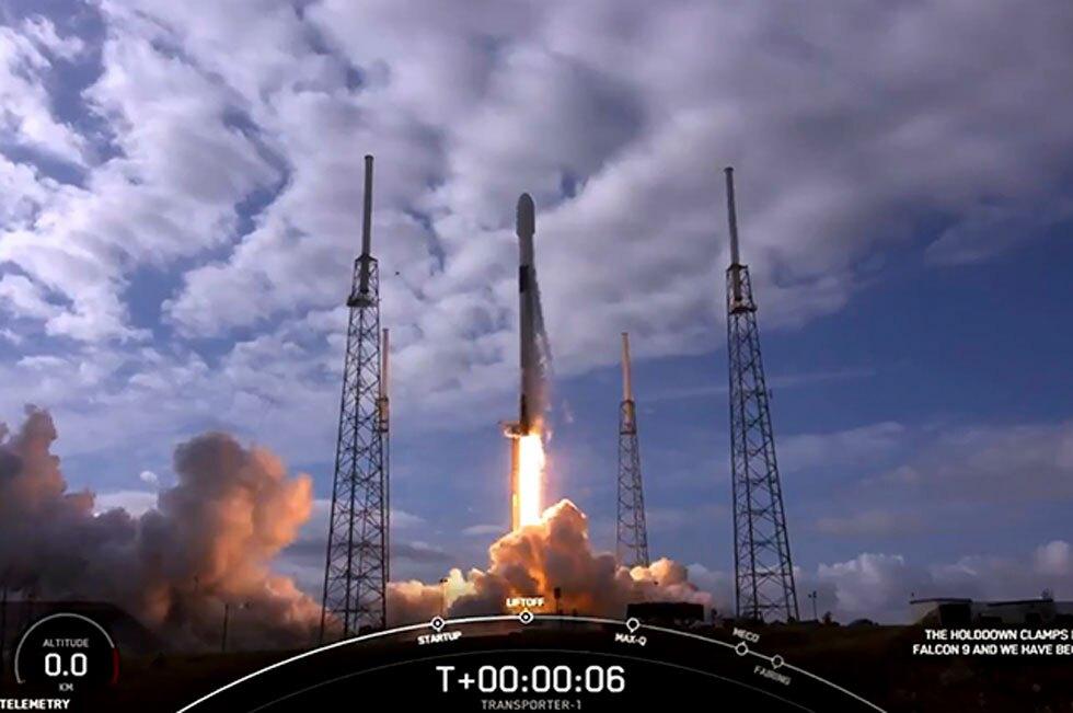 Misión SpaceX