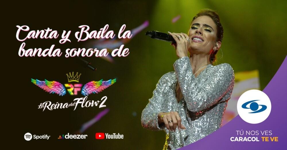 Más música y más flow en las plataformas digitales de Caracol Televisión