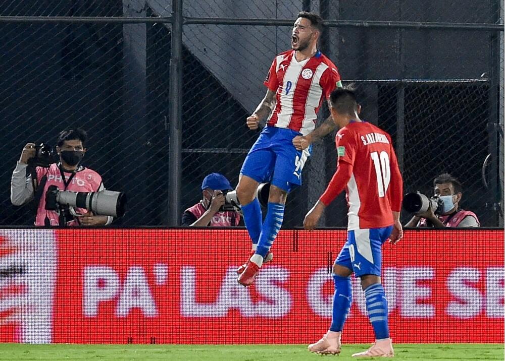 Gol de Paraguay frente a Colombia Foto AFP.jpg