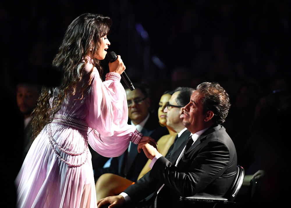 353675_BLU Radio. Camila Cabello // Foto: AFP