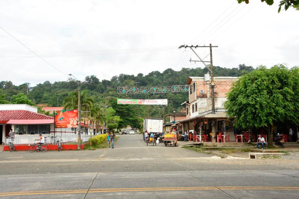 285018_BLU Radio. Belén de Bajirá / Foto: Gobernación de Antioquia
