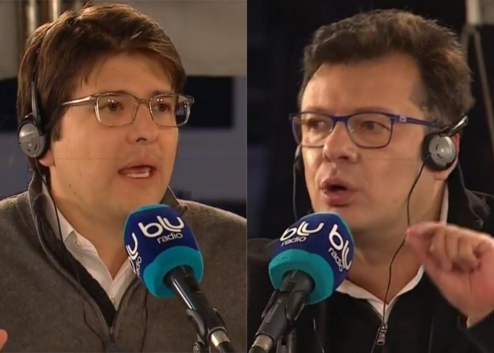 334024_BLU Radio // Entrevista a candidatos a la Alcaldía de Bogotá Miguel Uribe y Hollman Morris