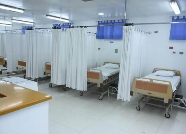 370329_BLU Radio //Camas habilitadas en el hospital Cari // Foto: cortesía