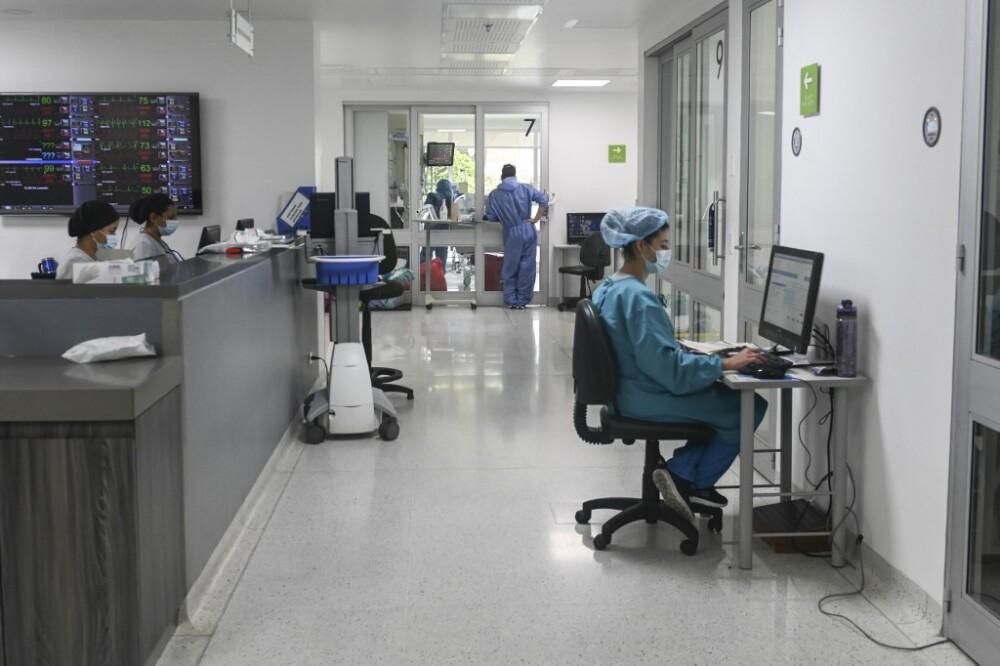 372501_Médicos en Medellín. Foto: Cortesía