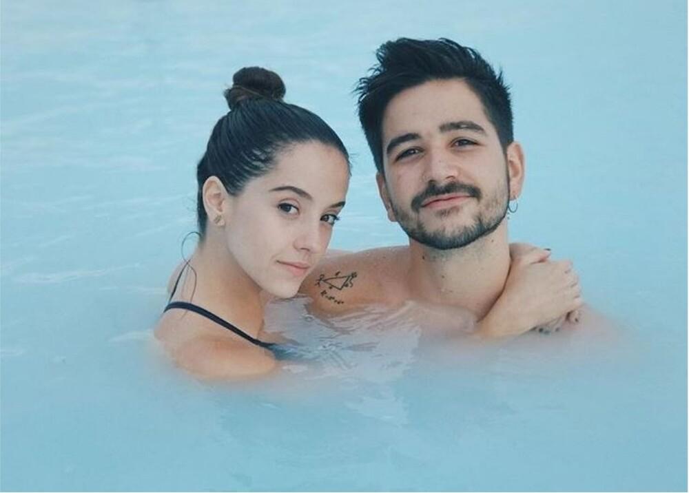 10357_franzLa Kalle - mensaje de separación - Eva Luna y Camilo Echeverri - Foto referencia Instagram