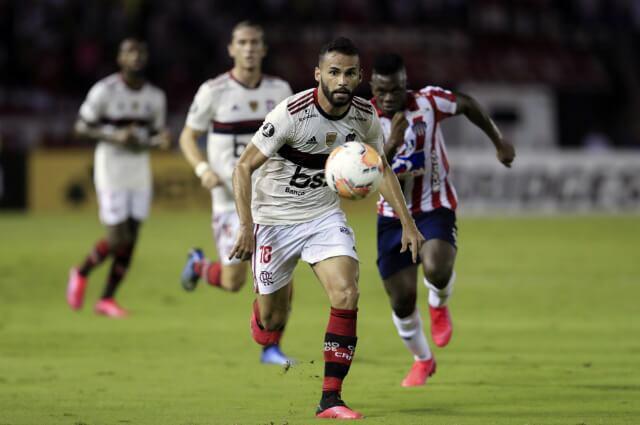 332152_Flamengo vs Junior